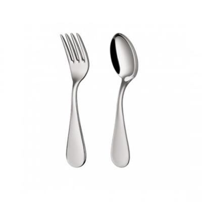 Uni Two-Piece Baby Flatware Set