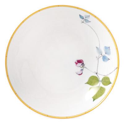 Jardin Indien Soup Plate