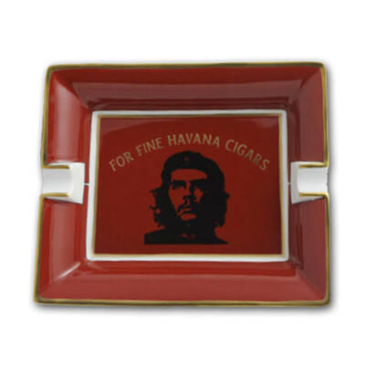 "Porcelain Ashtray ""Che"""