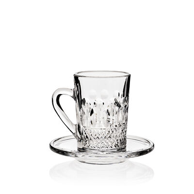 Giulia 358 Tea Cup With Plate